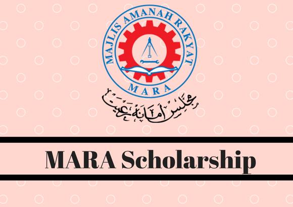Majlis Amanah Rakyat (MARA) Scholarship