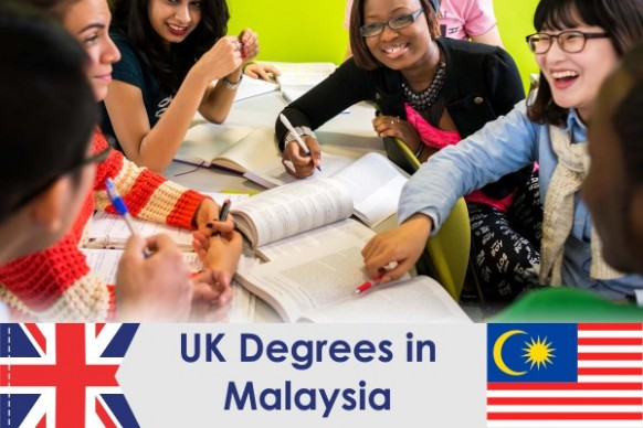 International Students Love Pursuing a UK Degree in Malaysia