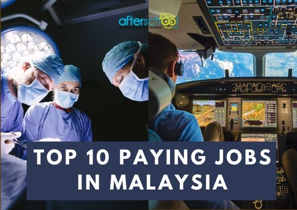 Top 10 Highest-Paying Jobs in Malaysia