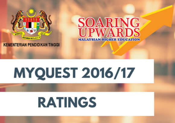 MyQuest 2016/17 Ratings See 15 Private Colleges Awarded 6 Stars