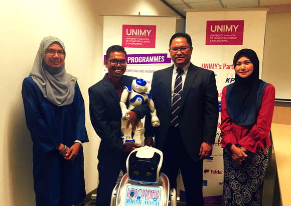 UNIMY Signs a Collaboration Agreement with Robopreneur