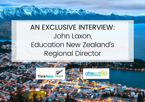 An Exclusive Interview with John Laxon, Regional Director of Education New Zealand