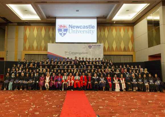 A Whole New World Awaits Graduates of NUMed's 5th Congregation