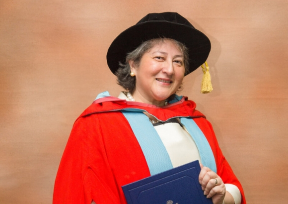 British High Commissioner conferred as honorary graduate