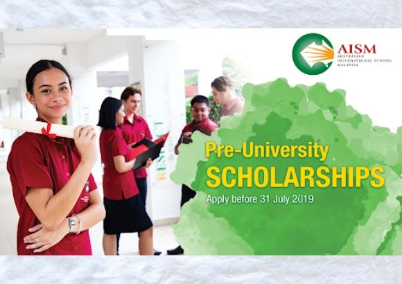 Apply Now for Pre-University Scholarships at the Australian International School Malaysia for January 2020 Intake