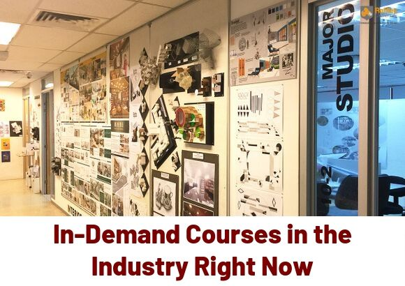 In-Demand Courses in the Industry Right Now