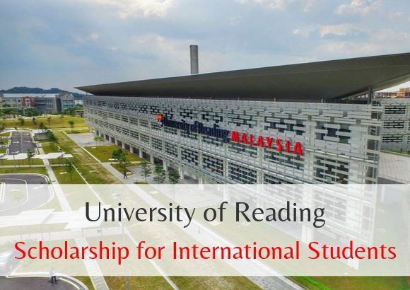 University of Reading Scholarship for International Students