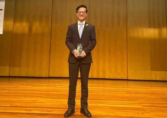 ATC Law Student Wins 'Best Mooter' at the LAWASIA International Moot Competition 2019
