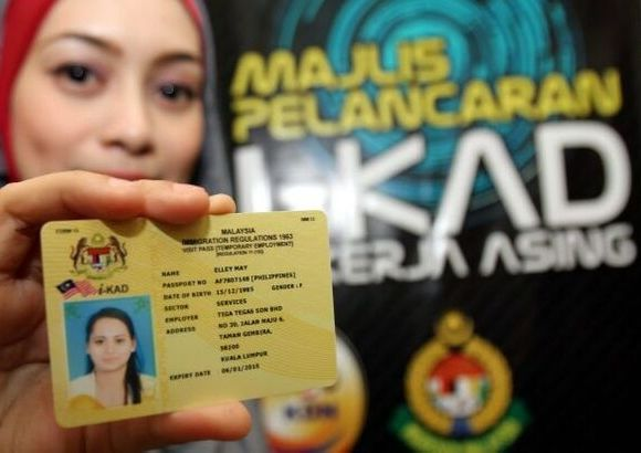 iCard for foreign students in Malaysia introduced today