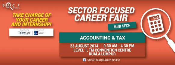 Malaysian Institute of Accountants (MIA) hosts Career Fair this 23 August