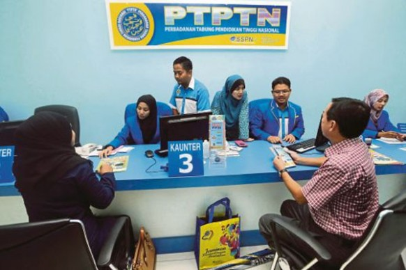 PTPTN people: Please talk to us