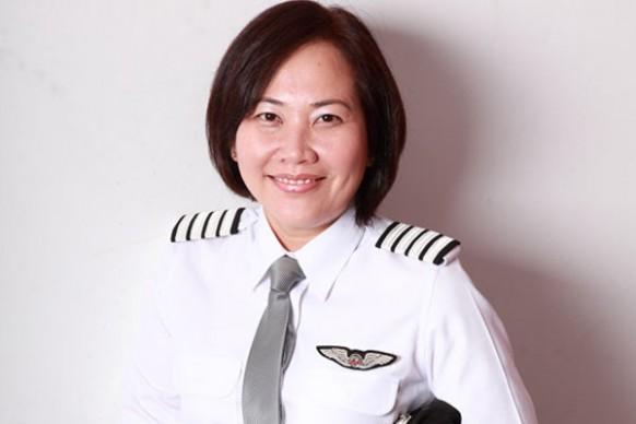 Saluting Malaysia's female pilots