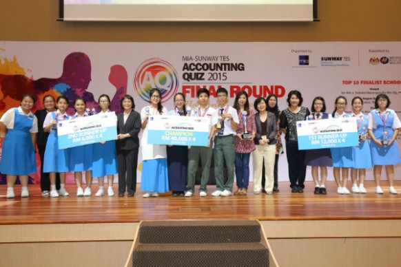 Building interest in accounting through problem-solving