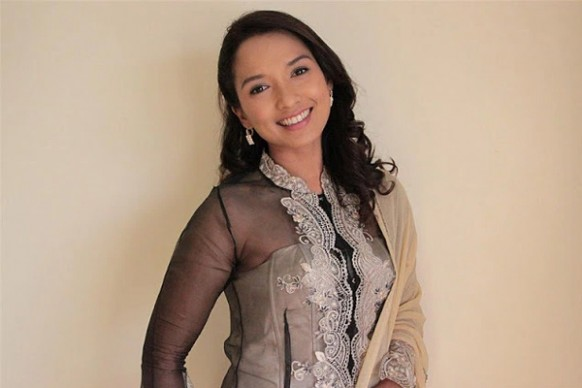 Malaysian actress aims for PhD