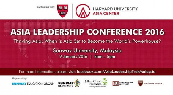 Harvard students conduct leadership conference at Sunway