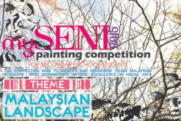 Calling all student art talents to paint Malaysian landscapes