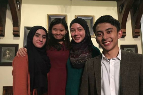 Malaysian teams emerged champions in Cambridge debating competition