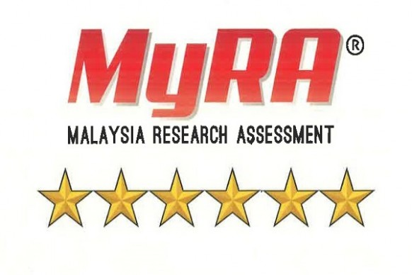 MyRA announces 6 universities with Six-star Rating
