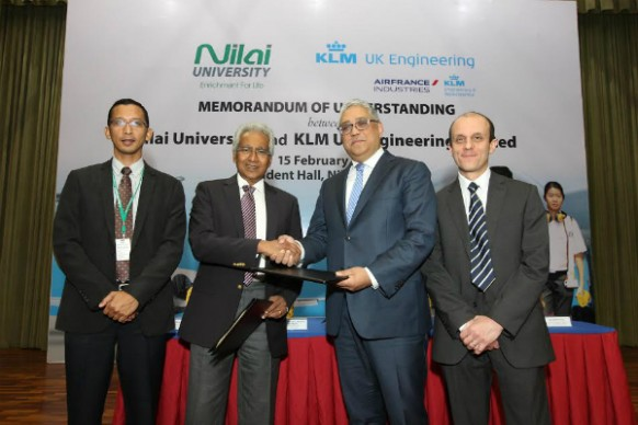 Technology equals the future of Nilai University