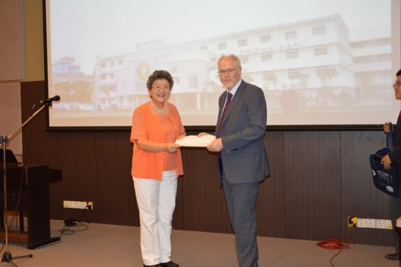 Heriot-Watt University Malaysia joins forces with Methodist College Kuala Lumpur
