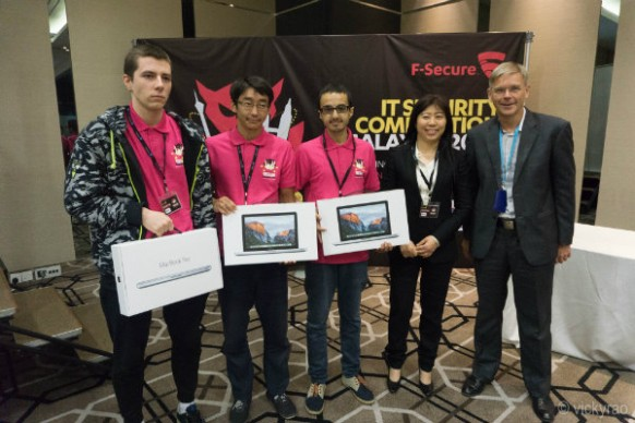Champions of IT – Asia Pacific University of Technology and Innovation
