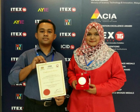Aiming for the gold at ITEX'16