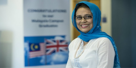 Southampton honours Malaysian higher education deputy director-general