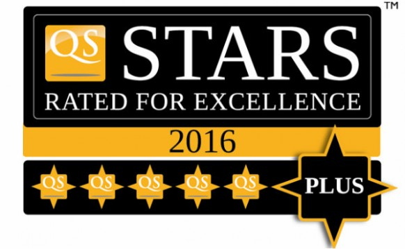 Taylor's University receives 5-Stars in 2016 QS rating