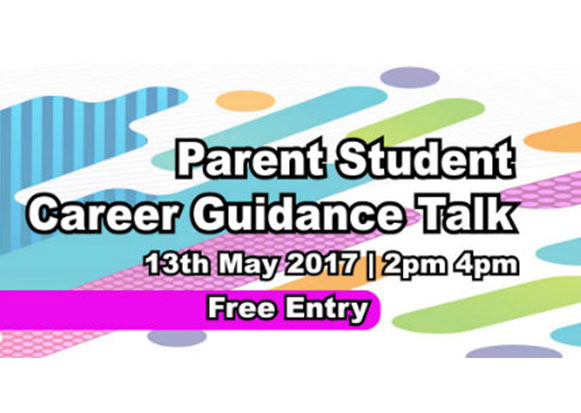 Join MIU's Parent Student Career Guidance Talk!