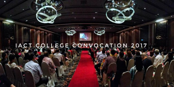 IACT College Convocation 2017
