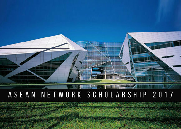 Apply Now For The 2017 ASEAN Network Scholarship