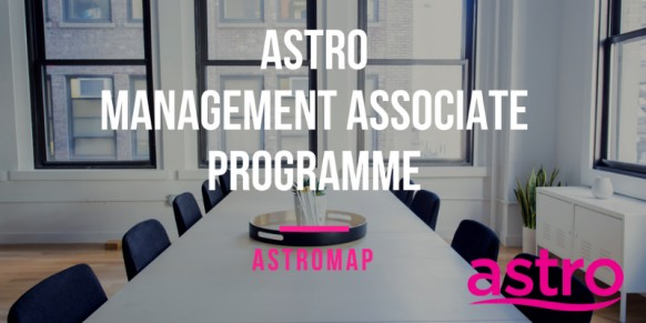 The Astro Management Associate Programme (AstroMAP) 2017