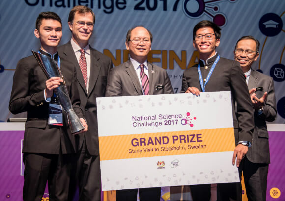 Calling all science stream students! Register for the National Science Challenge 2018 now