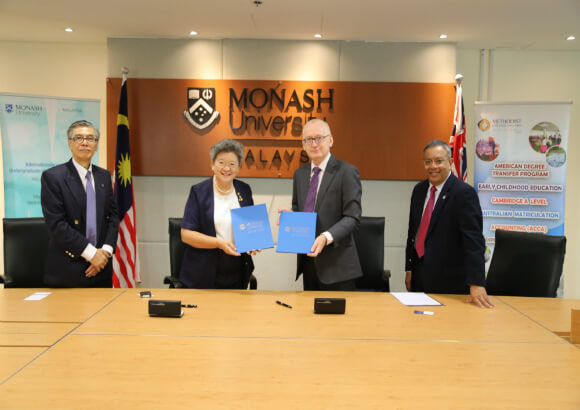Exclusive Bursaries from Monash University Malaysia for MCKL Alumni