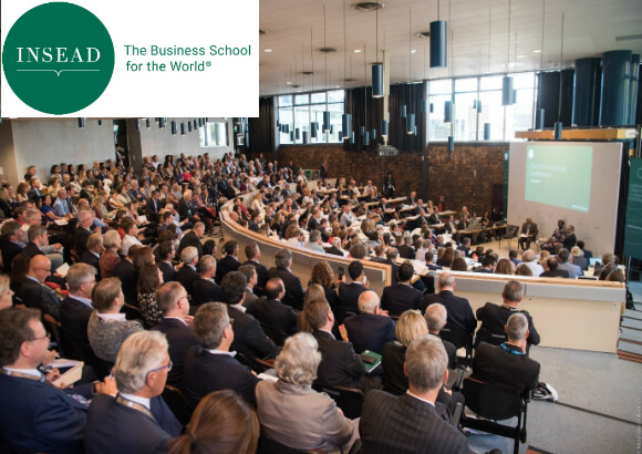 INSEAD Champions Business as a Force for Good