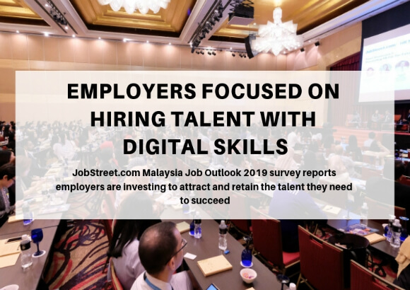 Employers Focused on Hiring Talent with Digital Skills