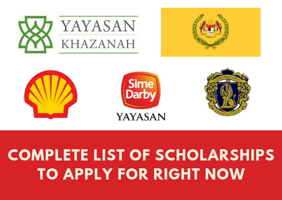Complete List of Local and Overseas Scholarships to Apply for Right Now