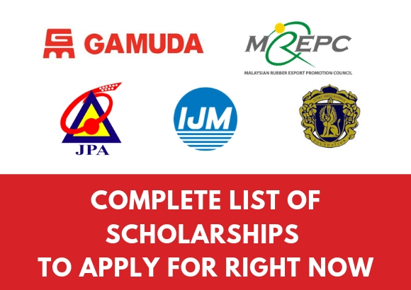 Complete List of Local and Overseas Scholarships to Apply for Right Now (UPDATED)