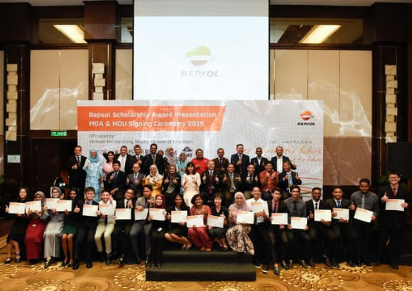 Repsol Malaysia Provides World of Opportunities for Next Generation of Malaysian Students