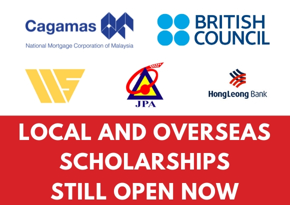 Complete List of Local and Overseas Scholarships Still Open Now