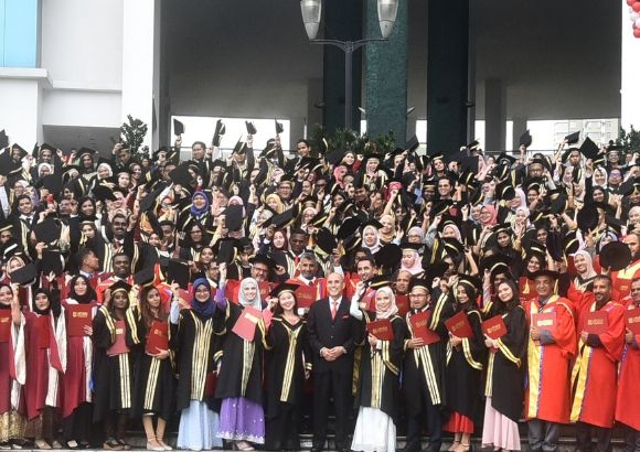 MSU's 25th Convocation Ceremony