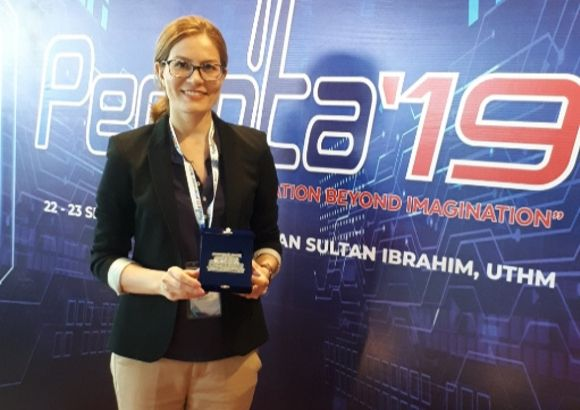 IUKL Bags Silver Medal at PECIPTA 2019
