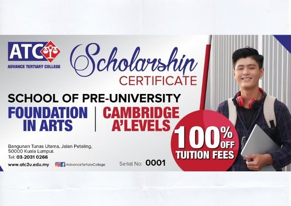 Full Scholarships Offered at ATC for Their January 2020 Intake