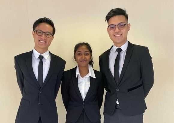 ATC Makes It to Semi-Finals in the LAWASIA International Moot Competition 2019