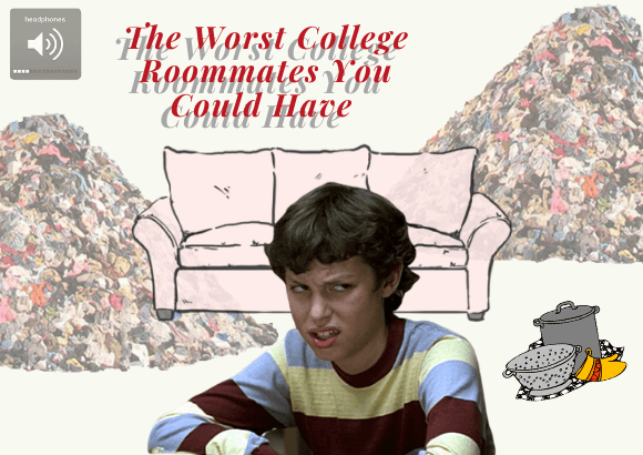 Common Problems You Will Face with Your Roommates During University