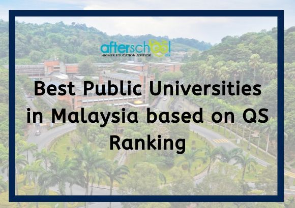 Best Public Universities in Malaysia based on QS Ranking