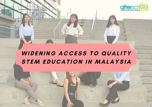 Widening Access to Quality STEM Education in Malaysia