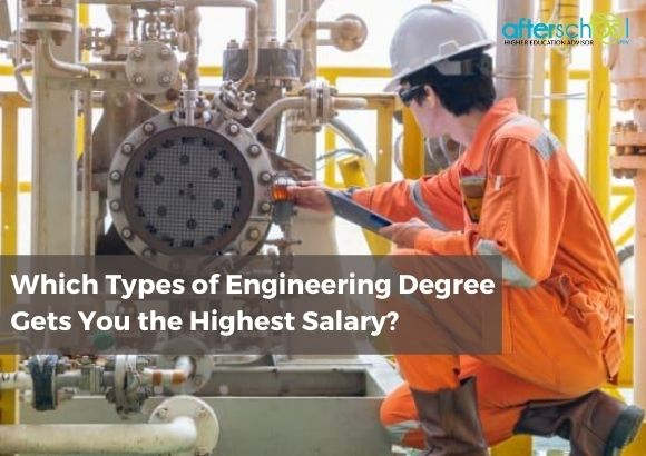 Which Types of Engineering Degree Gets You the Highest Salary?