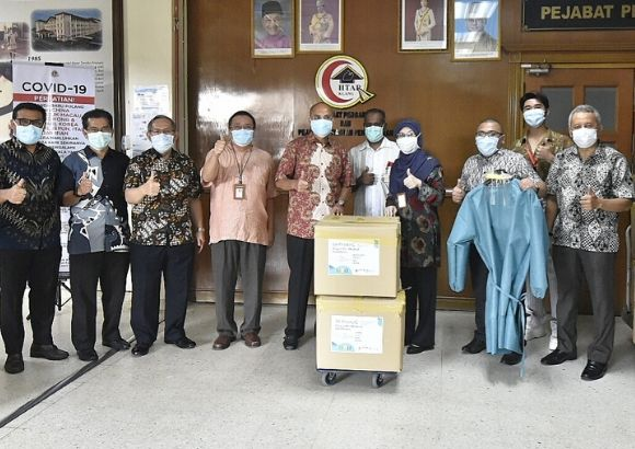 MSU's M-ProteC Project to Distribute 1,800 PPE