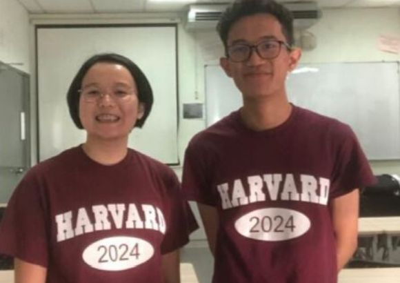 2 Malaysians Accepted to Harvard College Beat More Than 38,000 Applicants Worldwide